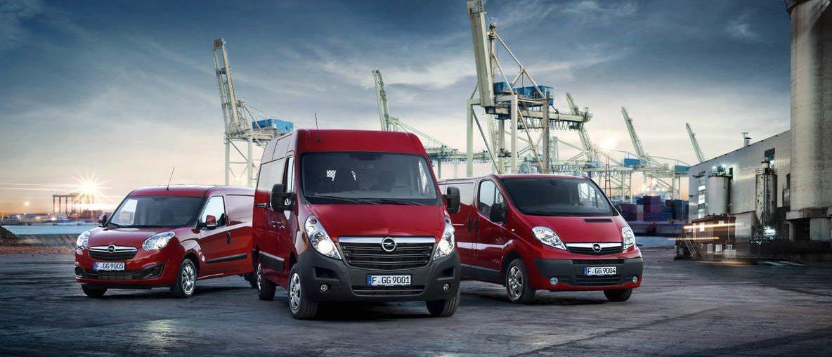 Gospodarska vozila Opel