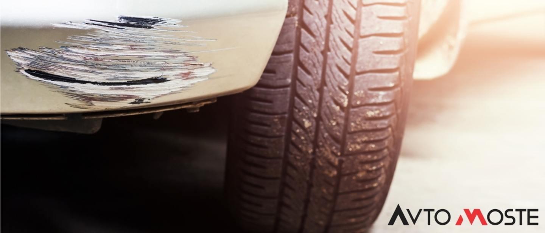 popravila poškodovanih vozil
