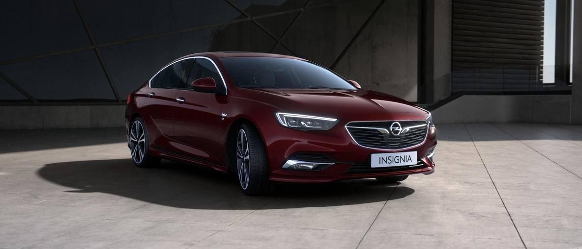 Osebna vozila Opel