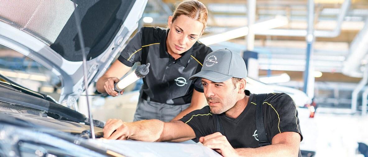 Opel servis