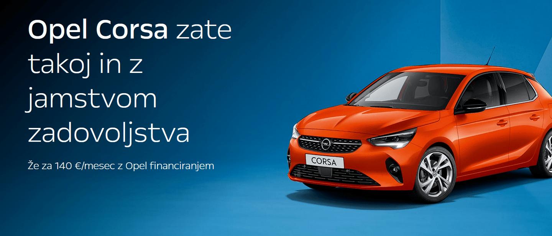 Osebna vozila - Opel