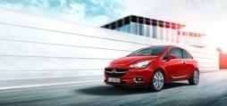 Oplovi modeli za flote - Poiščite pravo vozilo Opel za individualne potrebe vaše flote.