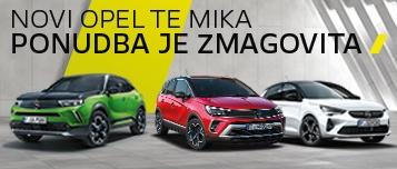 Opel financiranje
