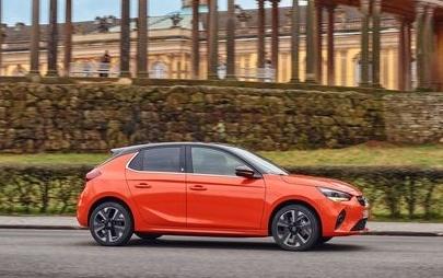Nova Opel Corsa-e: povzetek