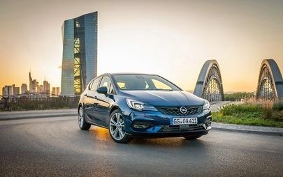 Astra z novim 1.5 litrskim dizelskim motorjem je zmagovalka testa varčnosti